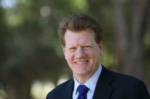 Bruce Griffin, Senior Vice President for Strategic Development at Lomon Billions